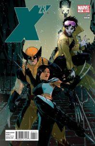 X-23 #11 (2011)