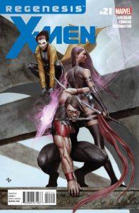 X-Men #21 (2011)