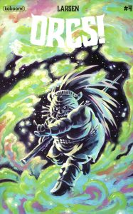 Orcs #4 (2021)