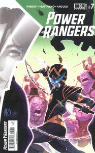 Power Rangers #7 (2021)