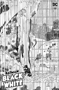 Batman Black and White #6 (2021)