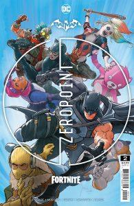Batman Fortnite Zero Point #2 (2021)