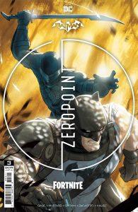 Batman Fortnite Zero Point #3 (2021)