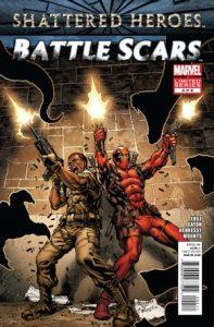 Battle Scars #4 (2012)