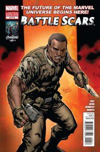 Battle Scars #6 (2012)