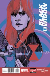 Black Widow #10 (2014)