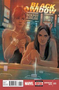 Black Widow #11 (2014)