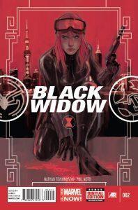 Black Widow #2 (2014)