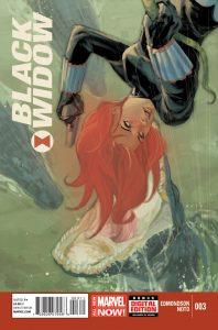 Black Widow #3 (2014)