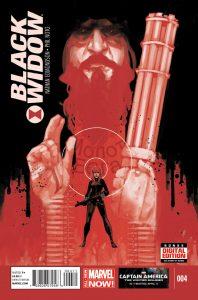 Black Widow #4 (2014)