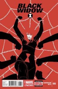 Black Widow #6 (2014)