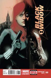 Black Widow #8 (2014)