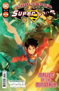 Challenge Of The Super Sons #2 (2021)