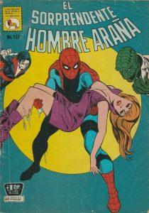El Sorprendente Hombre Araña #122 (1963)
