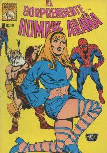 El Sorprendente Hombre Araña #181 (1973)