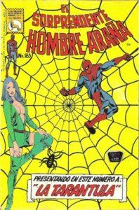 El Sorprendente Hombre Araña #185 (1973)