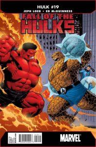 Hulk #19 (2010)