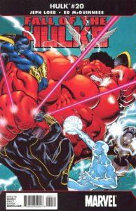 Hulk #20 (2010)
