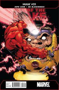 Hulk #21 (2010)