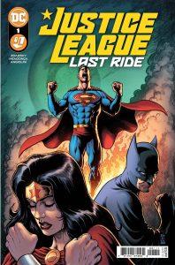 Justice League: Last Ride #1 (2021)