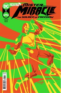 Mister Miracle: The Source of Freedom #1 (2021)