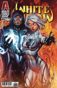 White Widow #6 (2021)