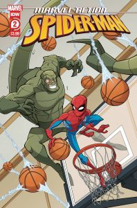 Marvel Action Spider-Man #2 (2021)