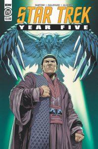 Star Trek: Year Five #20 (2021)