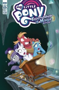 My Little Pony Friendship Is Magic 2021 Annual #1