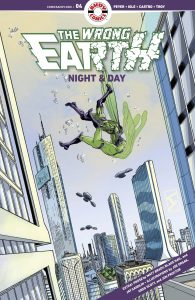 Wrong Earth: Night And Day #4 (2021)