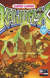 Kaijumax Season 6 #1 (2021)