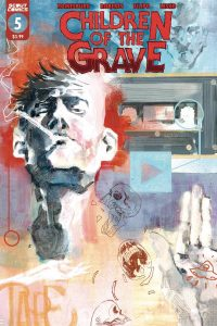 Children Of The Grave #5 (2021)