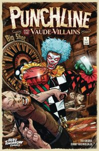 Punchline and the Vaude Villains #1 (2021)