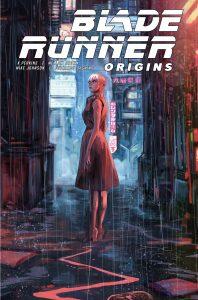 Blade Runner: Origins #4 (2021)