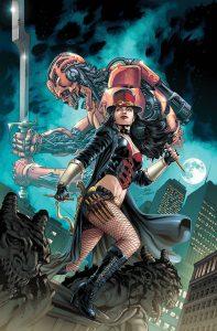 Van Helsing: Steampunk #1 (2021)