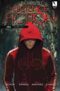 John Carpenter's Tales of Science-Fiction: Hell #2 (2021)