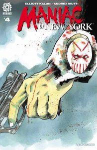Maniac Of New York #4 (2021)