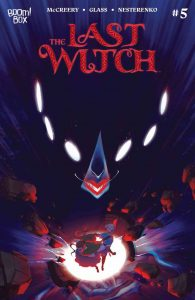 Last Witch #5 (2021)