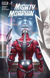 Mighty Morphin #7 (2021)
