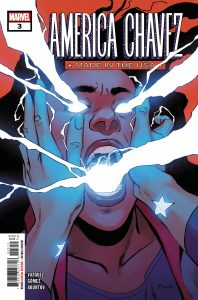 America Chavez: Made in the USA #3 (2021)