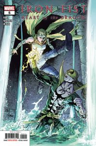 Iron Fist: Heart of the Dragon #5 (2021)