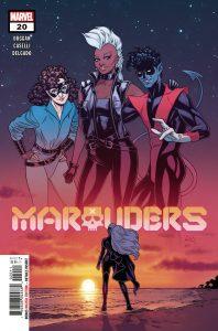 Marauders #20 (2021)