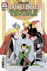 Thor & Loki Double Trouble #3 (2021)