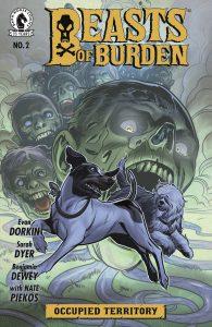 Beasts Of Burden: Occupied Territory #2 (2021)