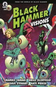 Black Hammer Visions #4 (2021)