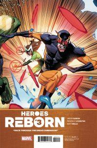Heroes Reborn #3 (2021)
