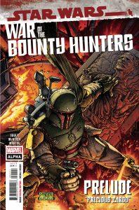 Star Wars: War of the Bounty Hunters Alpha #1 (2021)