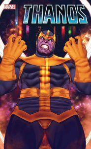Thanos Quest: Marvel Tales #1 (2021)