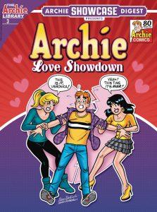 Archie Showcase Digest #3 (2021)