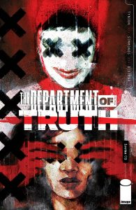 The Department Of Truth #9 (2021)
